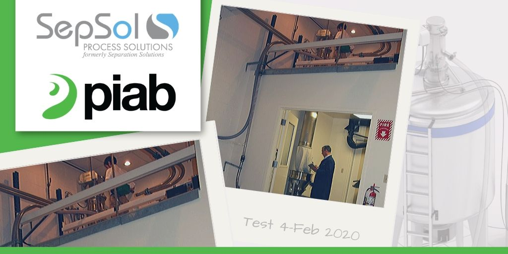 Reap the Benefits of Piab's Vacuum Conveying Test Lab