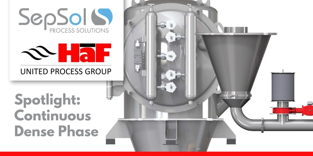 Product Spotlight: HāF Continuous Dense Phase Technology