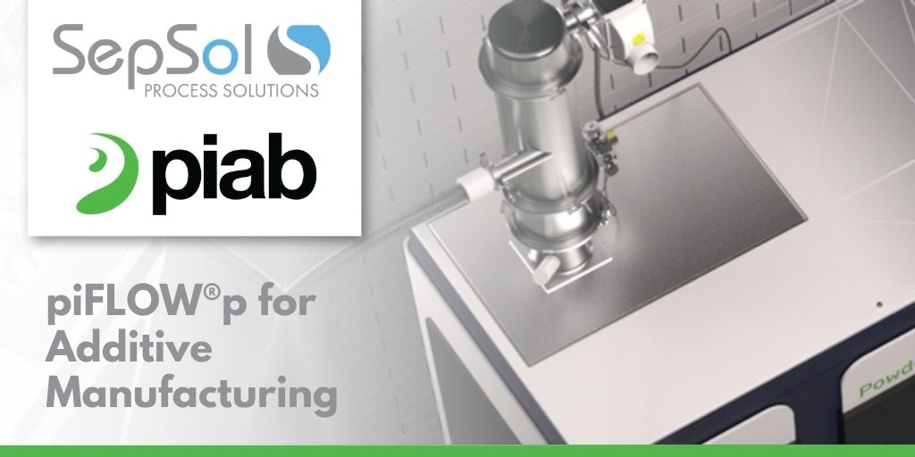 You are currently viewing Introducing:piFLOW®p vacuum conveyor for Additive Manufacturing