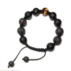Bracelet Oeil de Tigre pour Femme