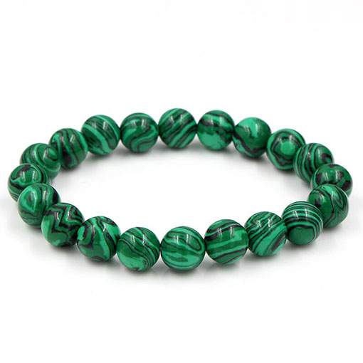 Bracelet Pierre Malachite