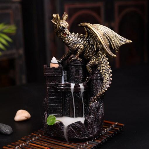Brûleur Encens Dragon