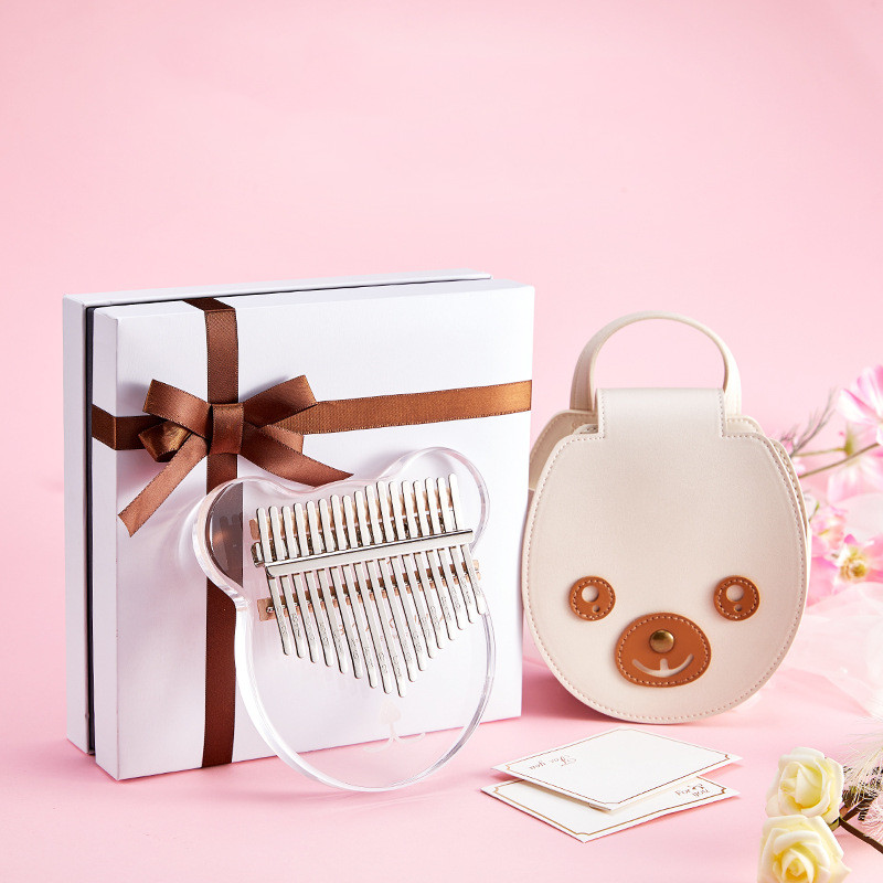 Kalimba Enfant Ours Deluxe