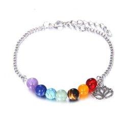 7 chakra bracelet anti stress