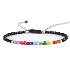 Bracelet des 12 Constellations et des 7 Chakras