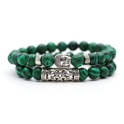 Bracelet Bouddha Porte Bonheur