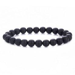 Bracelet Pierre Onyx