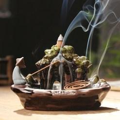 Brûle Encens Japonais Ancien