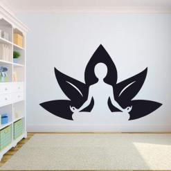 Stickers Zen Muraux Méditation