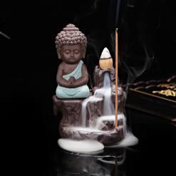 Bouddha Encens Cascade