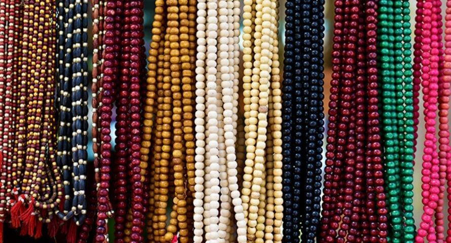 collier 108 perles bouddhiste