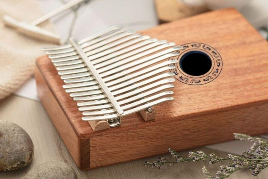 Méthode d'apprentissage Kalimba