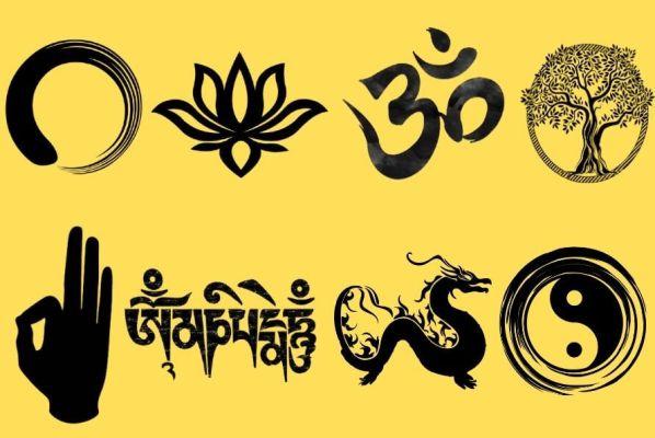 Symboles Bouddhistes et Spirituels