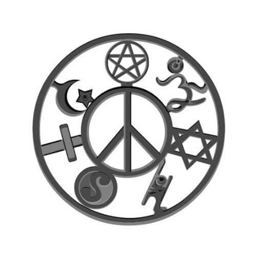 coexist - symbole et signification