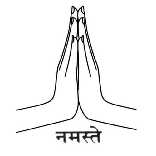 namaste signification - que veut dire namasté - namaste yoga
