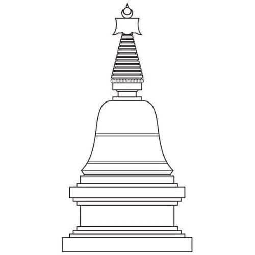 Stupa - stupa nepal