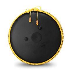 Tongue drum métal - sept chakras