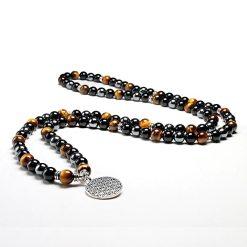 Bracelet Mala Tibétain Homme - Sept Chakras