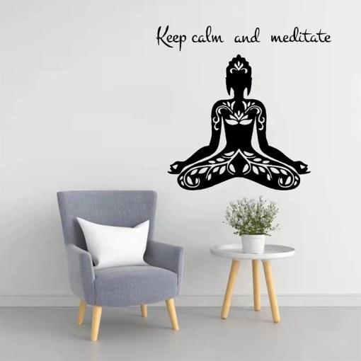 Zen Stickers - Décoration zen - sept chakras