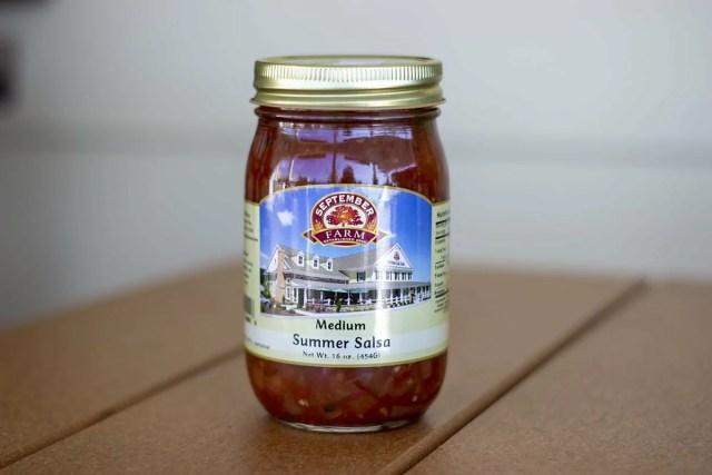 medium summer salsa