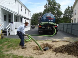 How to repair a septic drain field