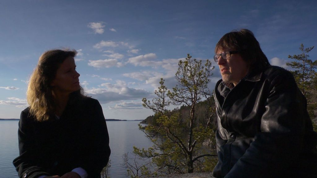 Ondes Science et Manigances - La journaliste Mona Nilsson