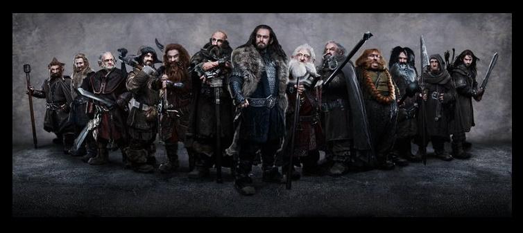 all 13 dwarves