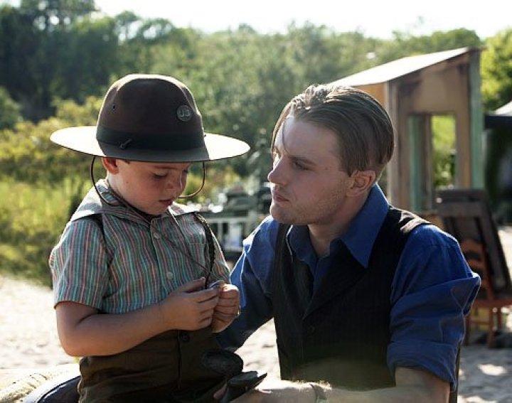 ジミーと息子