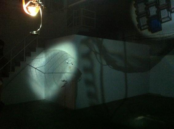 analog projektion