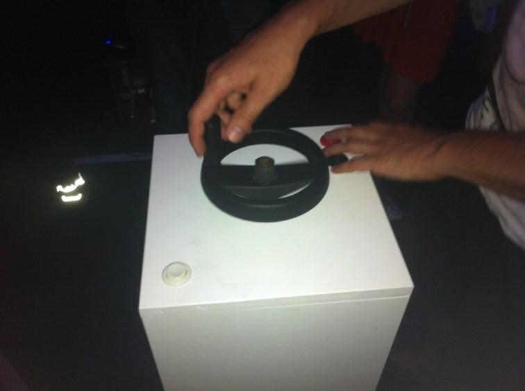 steuerung fuer 3D game