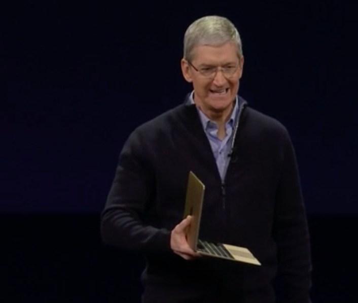 new macbook 12 inch