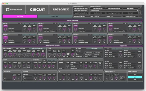 Circuit-Software-Editor