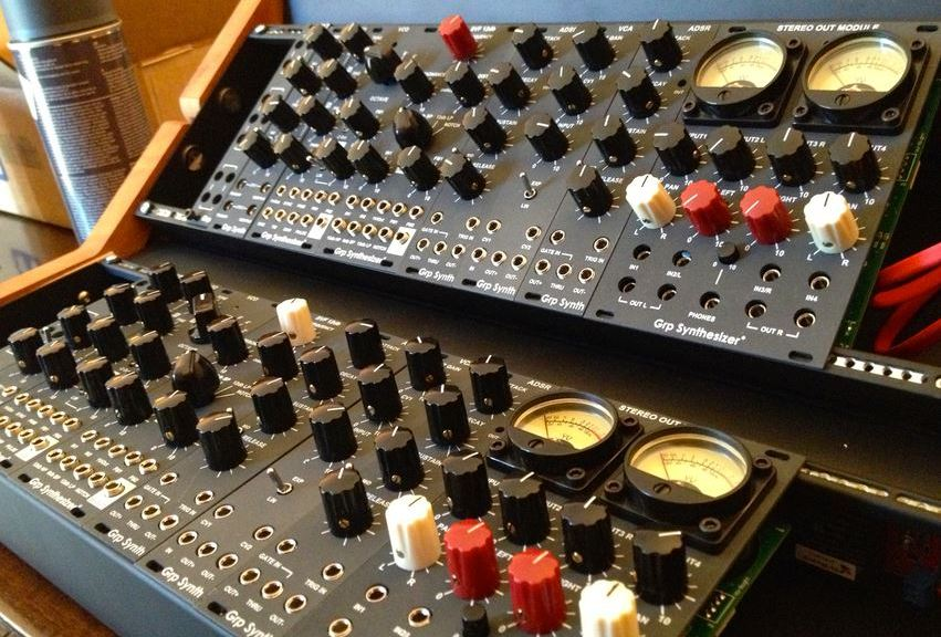 modular synth grp eurorack sequencer. Black Bedroom Furniture Sets. Home Design Ideas