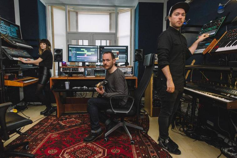 chvrches I studio