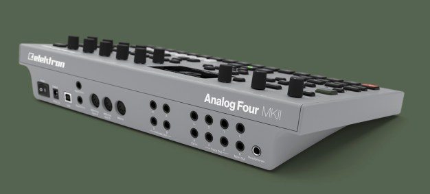 Elektron analog four mk2