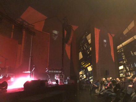 Laibach (equipment) Bochum 0110