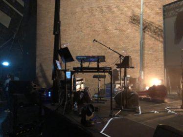 Laibach (equipment) Bochum 0419