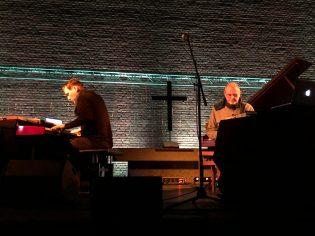 Roedelius live Bochum