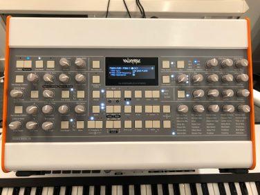 Exodus Valkyrie Synthesizer Musikmesse 20185757