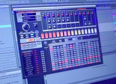 Roland TR808 plugin