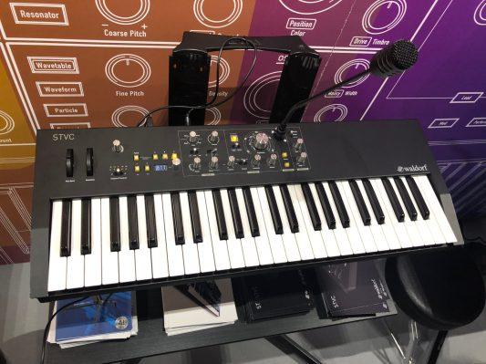 Waldorf STVC Musikmesse 2018 - 5710