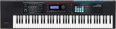 roland juno-ds76 sampler synth