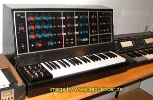 grs synthesizer + davolisint