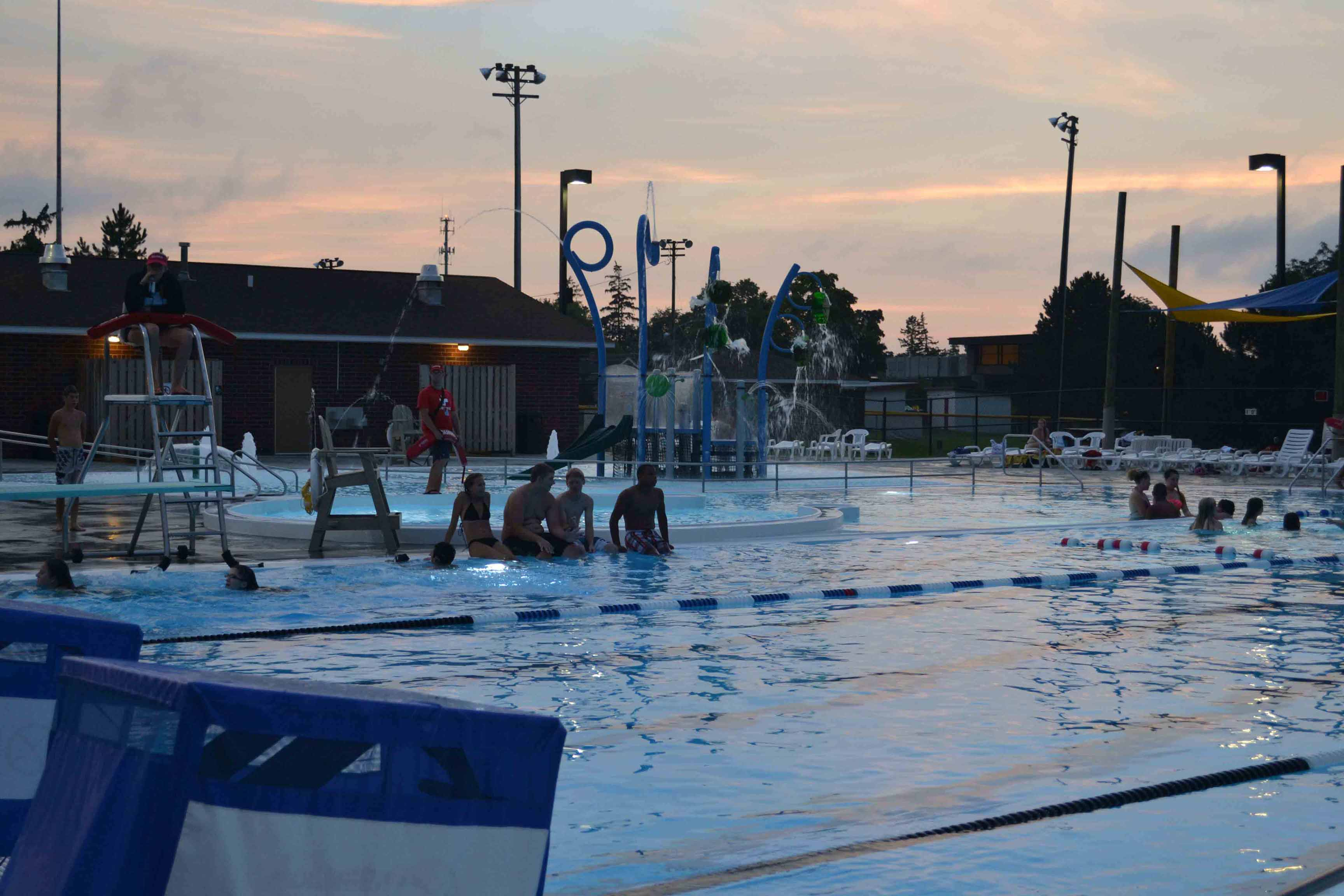 Centennial Celebration Splashes Into The Antioch Aqua Center Sequoit Media