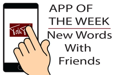 APP OF THE WEEK: New Words With Friends