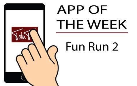 APP OF THE WEEK: Fun Run 2