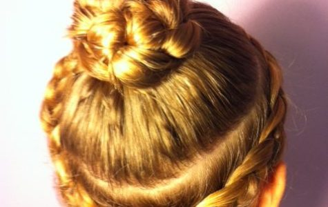 Frisky Fall Styles: The Braided Bun
