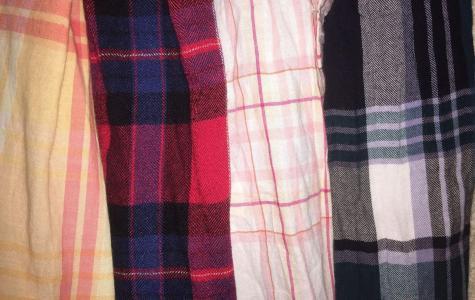 Flannels Make A Comeback