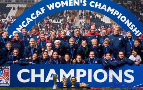 Top 5: Women's National Soccer Teams