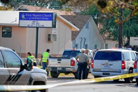 Texas Shooting Kills 26
